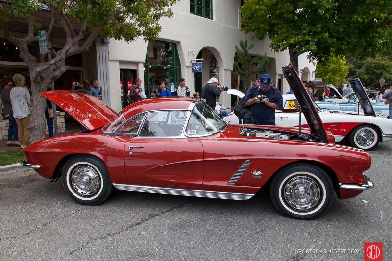 Jack Bianchi - 1962 Chevrolet Corvette