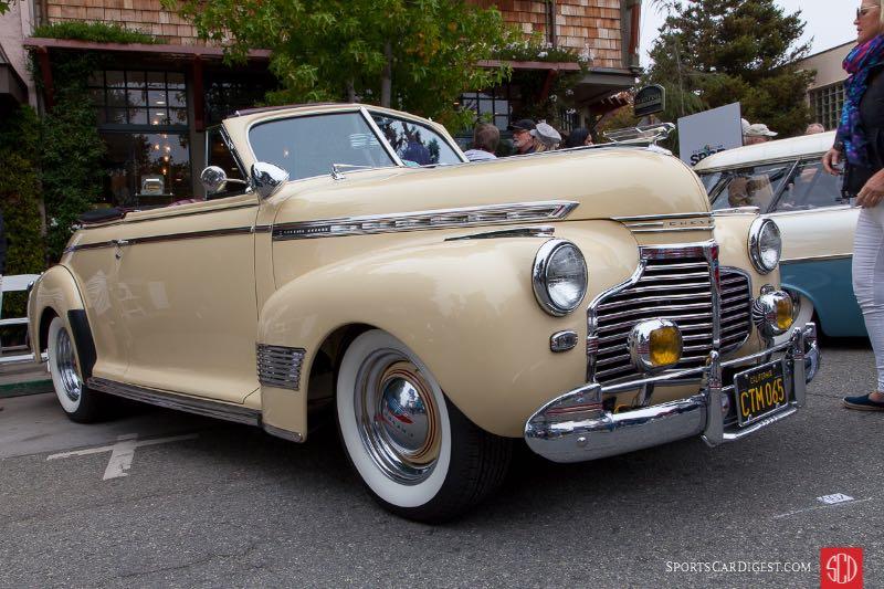 Ted Stevens - 1941 Chevrolet Special Deluxe 2-Door Convertible