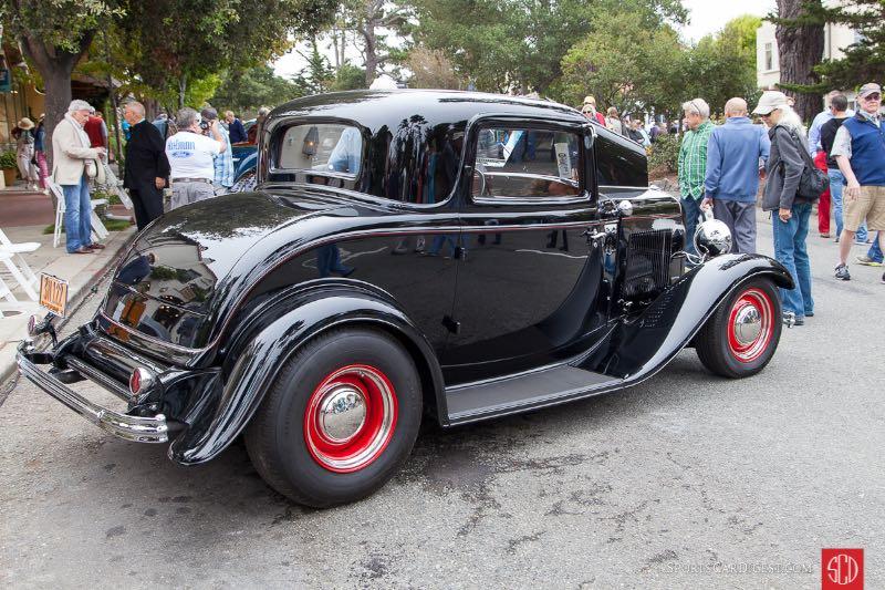Al Engel - 1932 Ford 3-Window Coupe