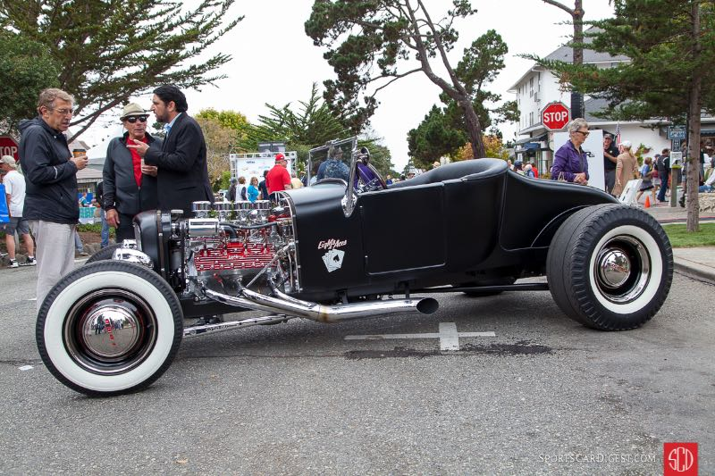 Rick Smith - 1927 Ford Model T Roadster