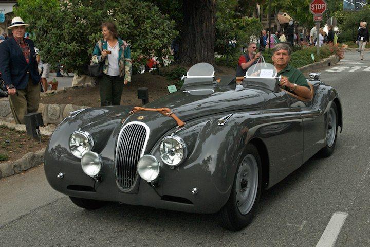1949 Jaguar XK140 OTS