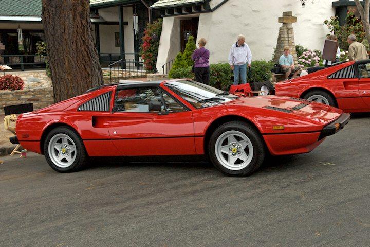 1983 Ferrari 308GTS QV