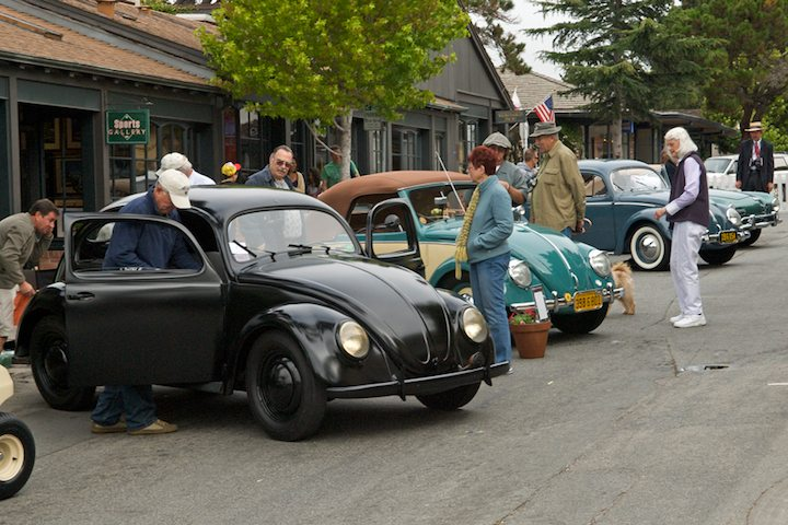 1943 Volkswagen KDF-Wegen, hand crank started