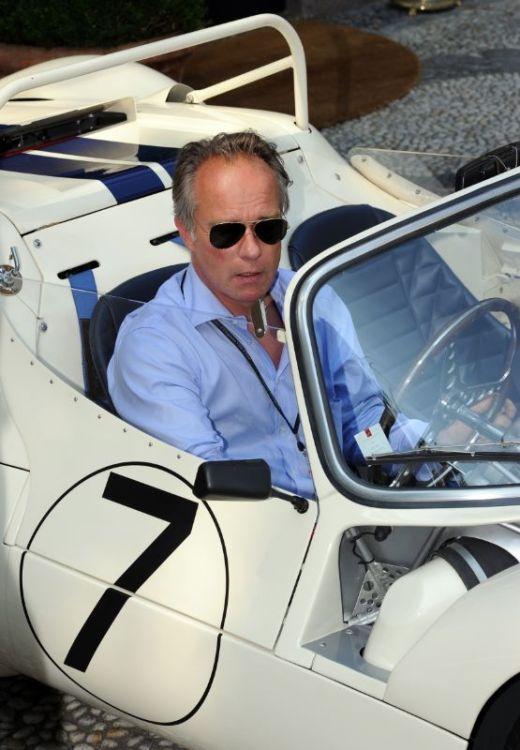 1961 Maserati Type 63 Birdcage, Gabriele Artom