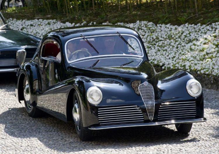 1942 Alfa Romeo 6C 2500 SS Bertone, Corrado Lopresto