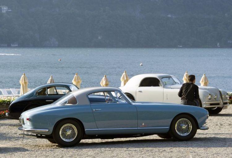 1953 Ferrari 375 America Pinin Farina Coupe, Jaime Muldoon