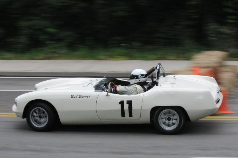 1963 Elva Courier MkIII- Bud Byrne.
