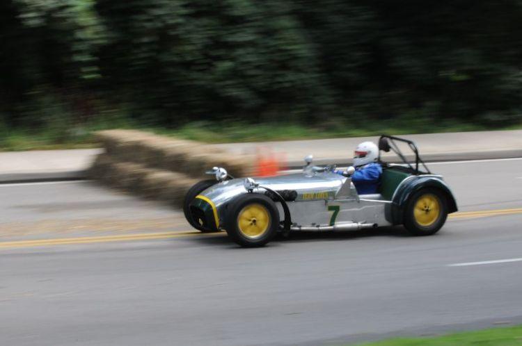Christopher Morici- 1958 Lotus 7.