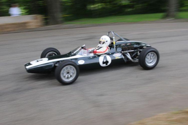 1963 Cooper Formula Jr.- Stephan Morici.