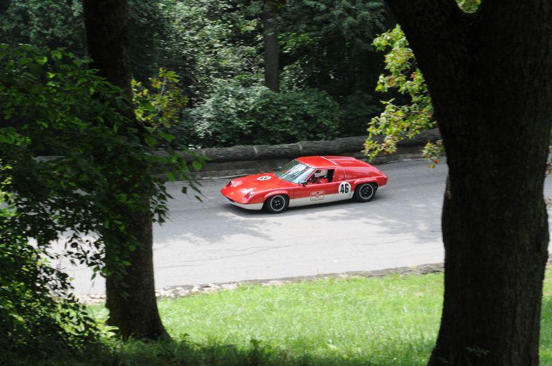 1967 Lotus Europa David Kessinger.