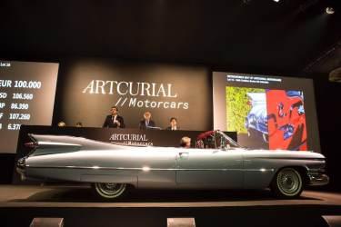 1959 Cadillac Series 62 Eldorado Cabriolet sold for €270,000