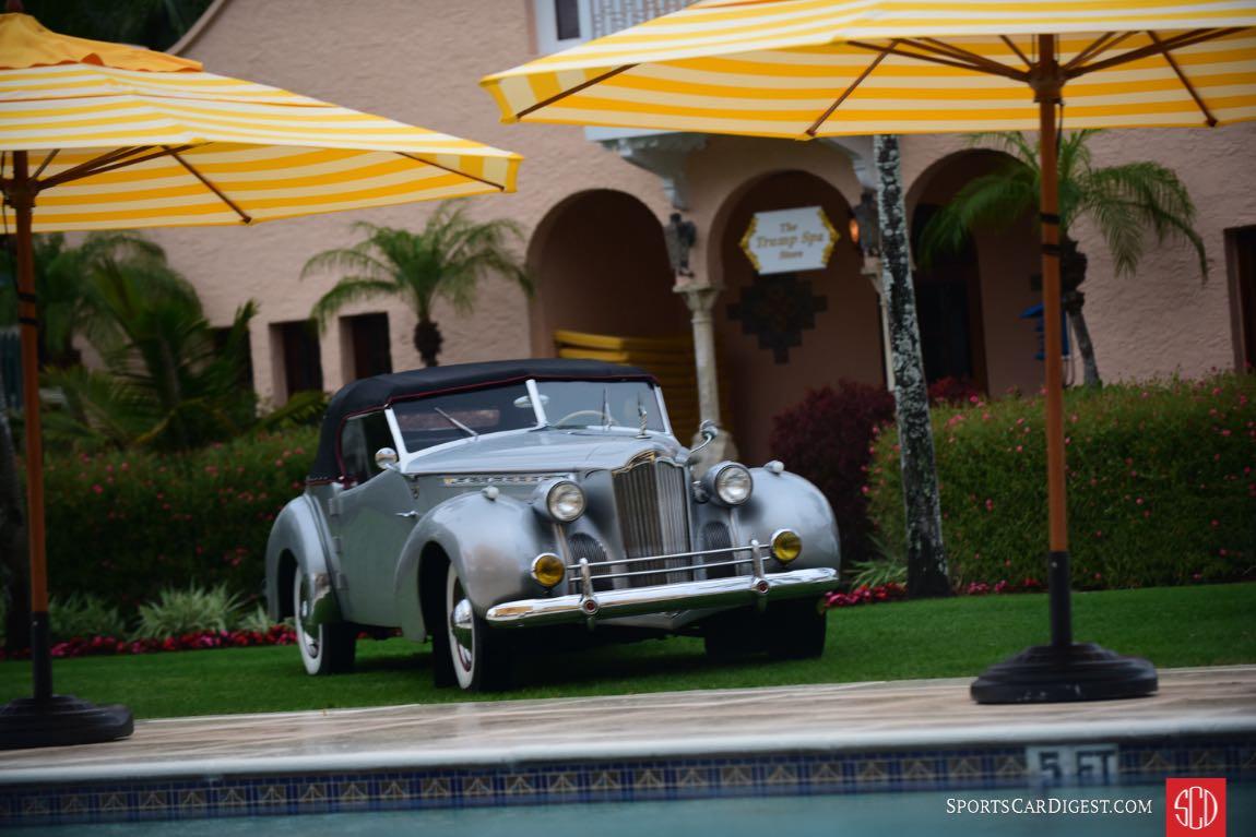 Packard 180 Darrin Victoria