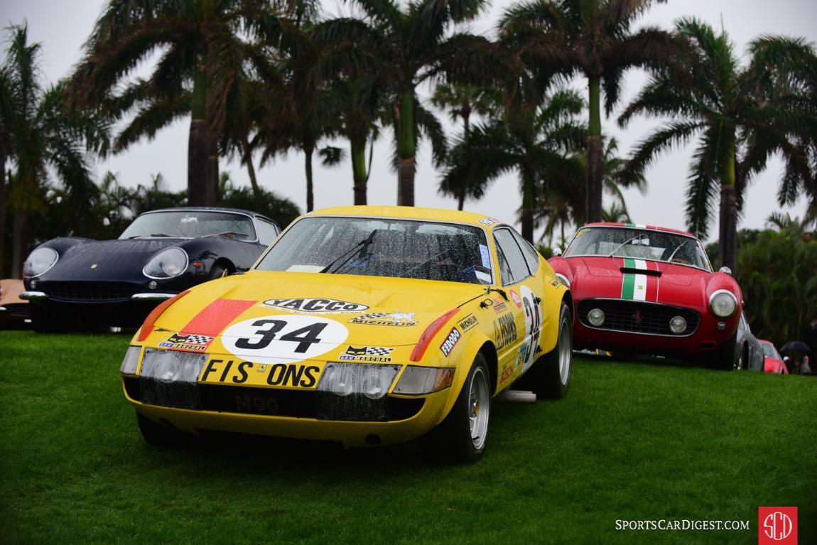 Ferrari 365 GTB/4 Competizione Series III s/n 16425