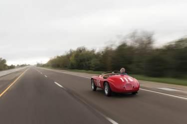 1950 Ferrari 166 MM Touring Barchetta (photo: Patrick Ernzen)