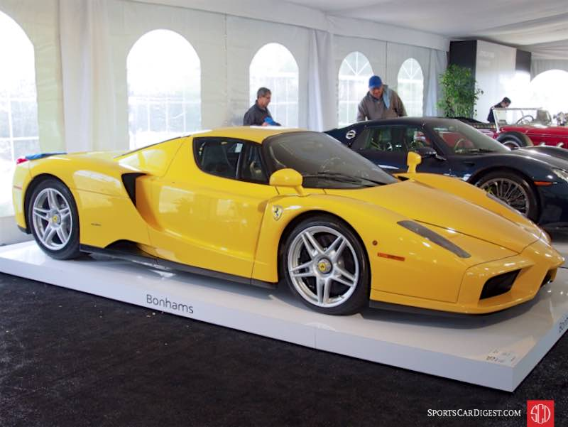 2003 Ferrari Enzo Berlinetta, Body by Pininfarina