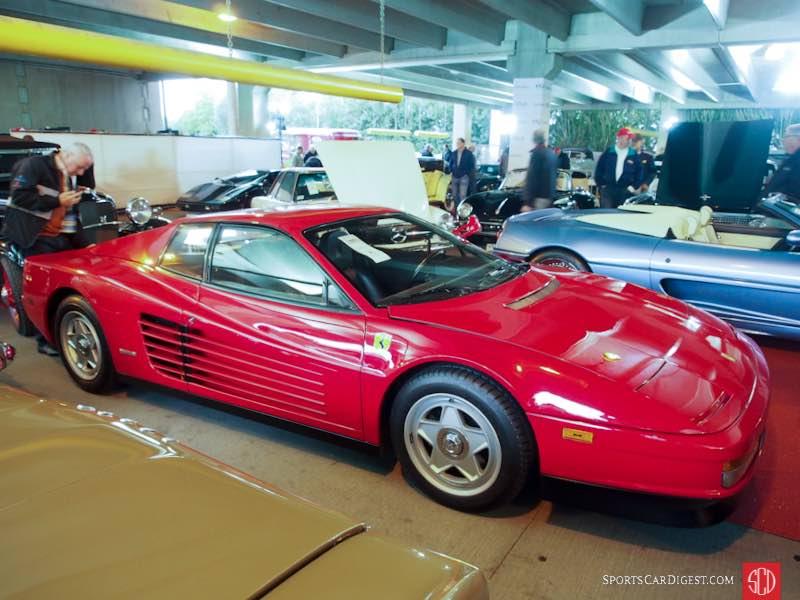 1986 Ferrari Testarossa Coupe 'Flying Mirror', Body by Pininfarina
