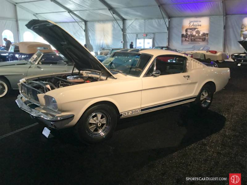 1965 Shelby Mustang GT350 Fastback
