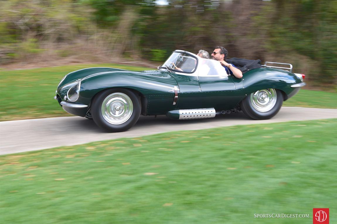 Ex-Steve McQueen Jaguar XK-SS