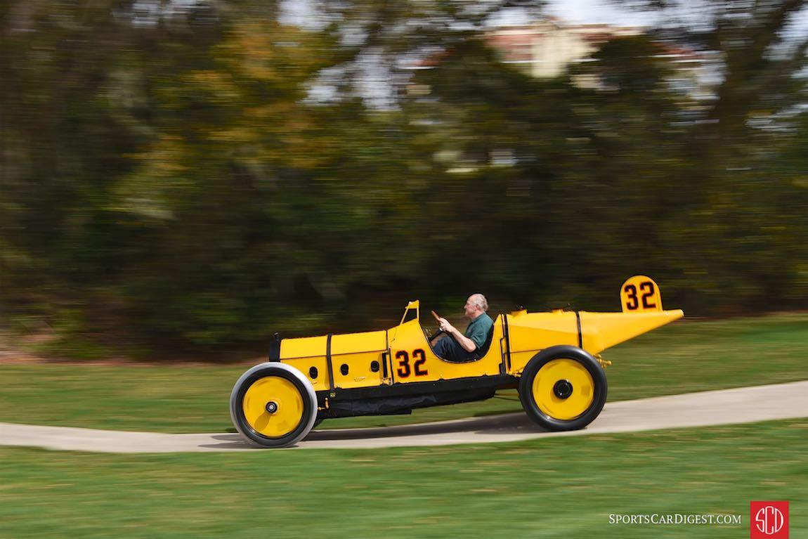 Marmon Wasp Indianapolis 500 in 1911