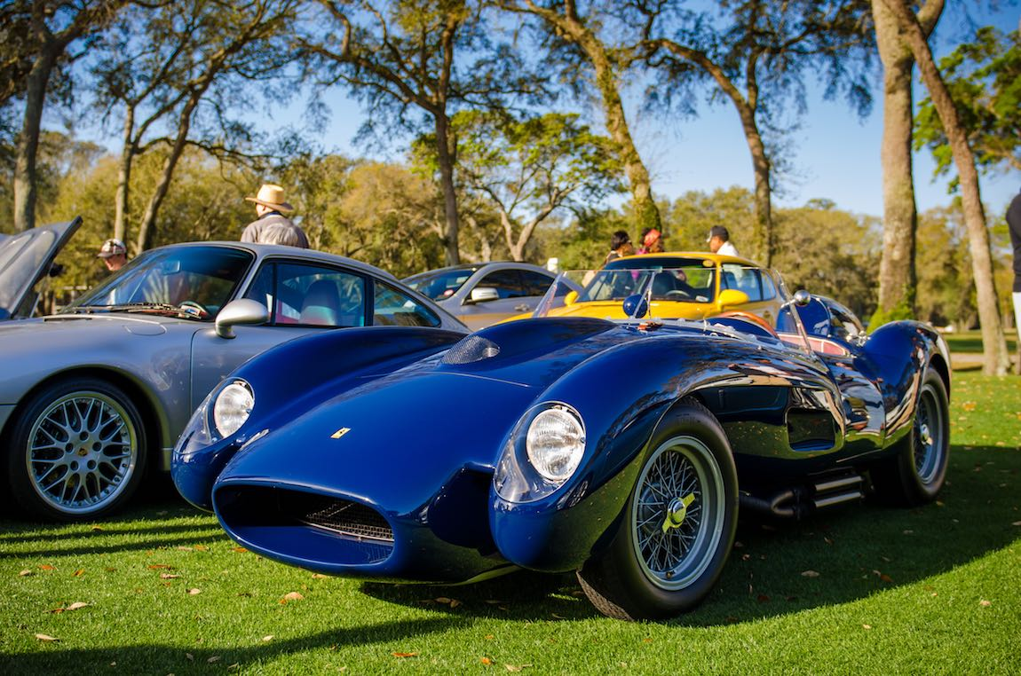 Cars And Coffee At 2017 Amelia Island Concours  Photo Gallery