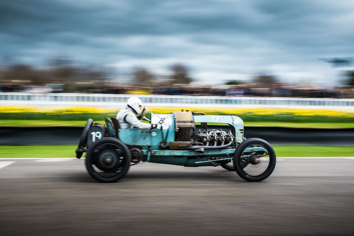 Pre-war Madness, Goodwood Members Meeting 2017- Jayson Fong