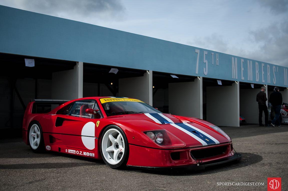 1995 Ferrari F40 LM