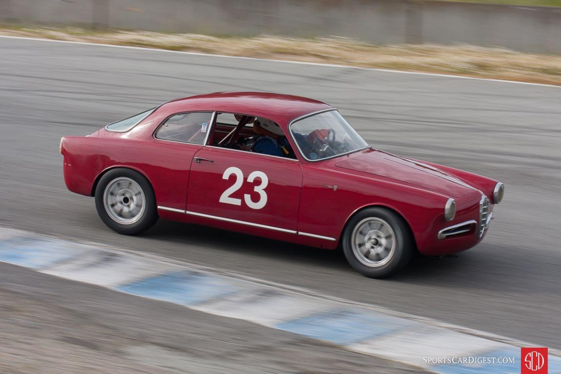 Glenn Oliveria - 1955 Alfa Romeo Giulietta