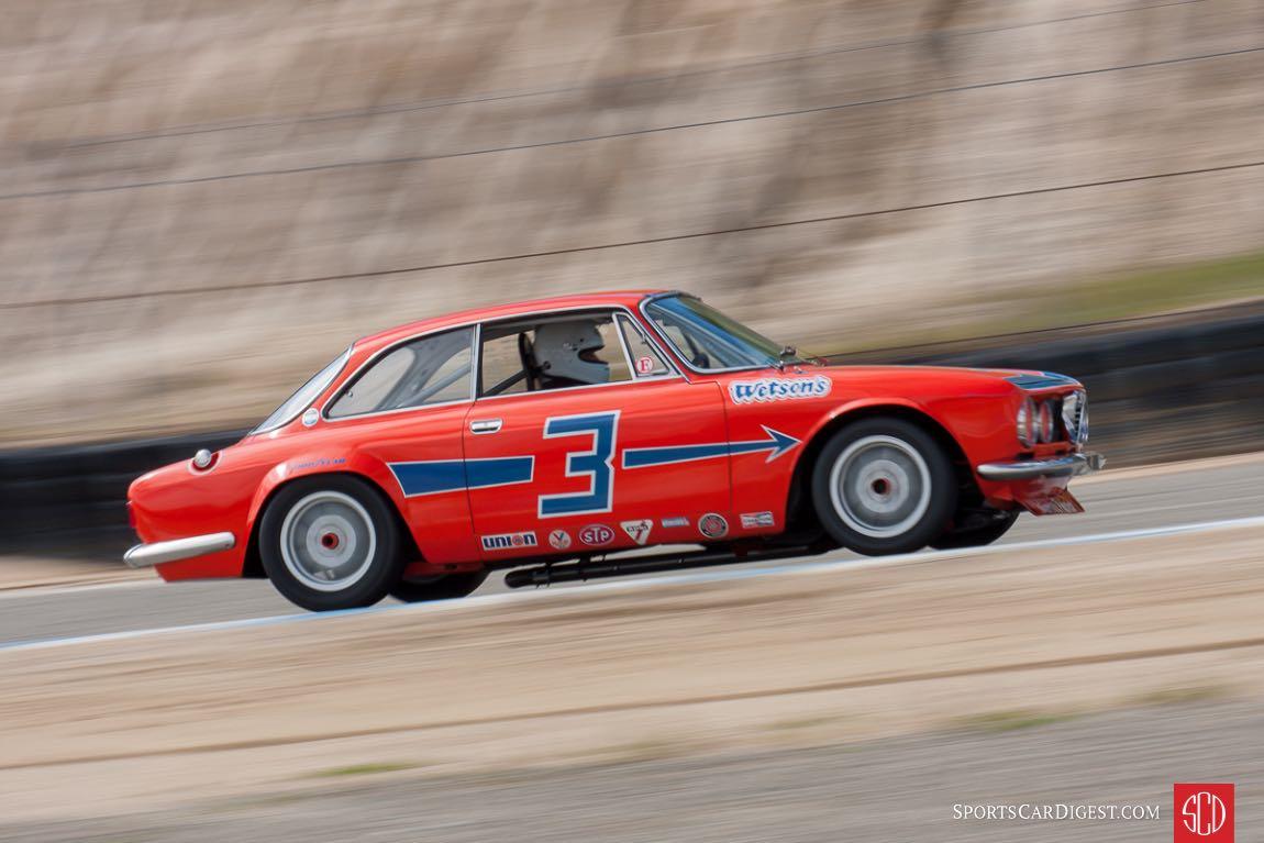 Bill Ockerlund - 1971 Alfa Romeo GTV
