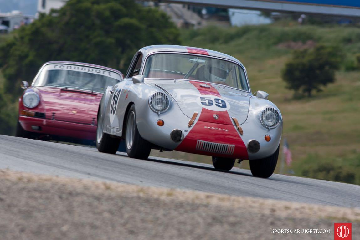 Lindsay Ross - 1963 Porsche 356 Super 90