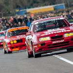 Touring Car Titans at 2017 Goodwood Members Meeting