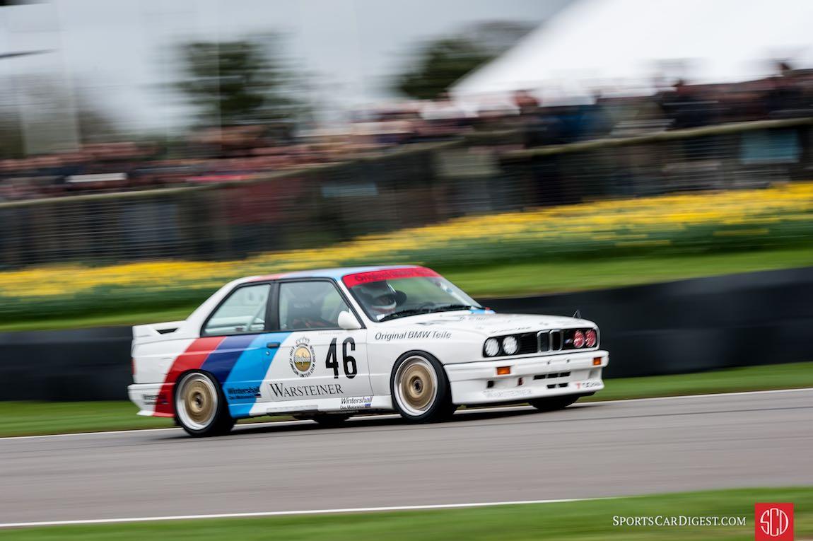 1987 BMW M3 E30
