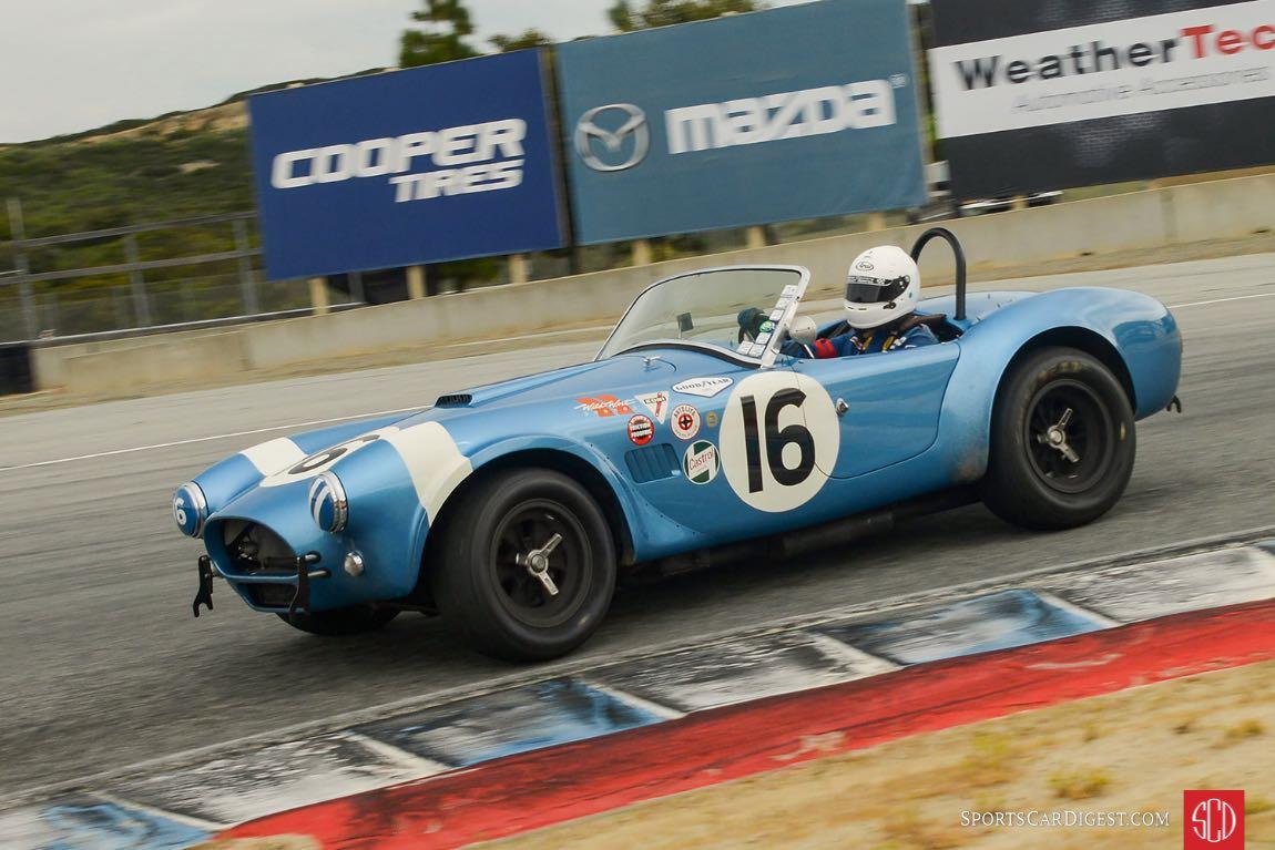 Lynn Park - 1963 Shelby 289 Cobra