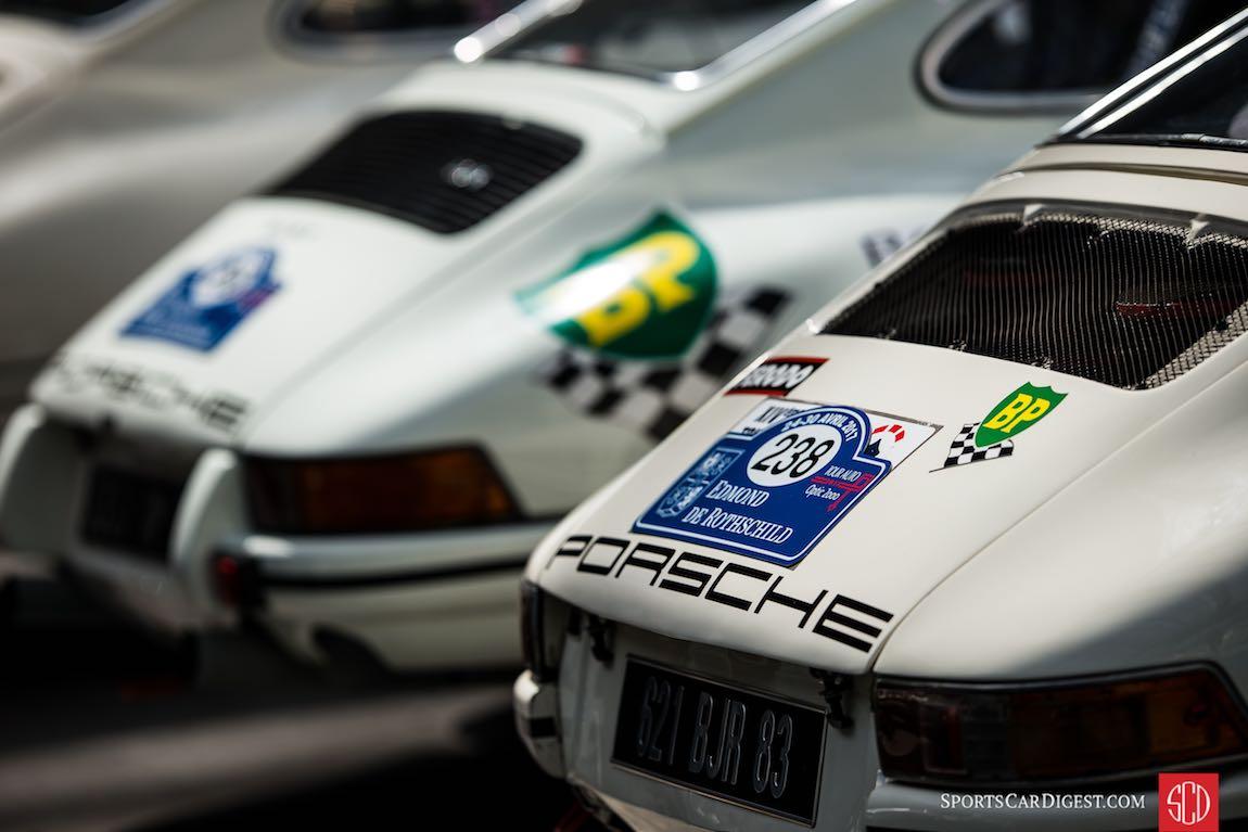 Tour Auto Rally 2017 - Grand Palais