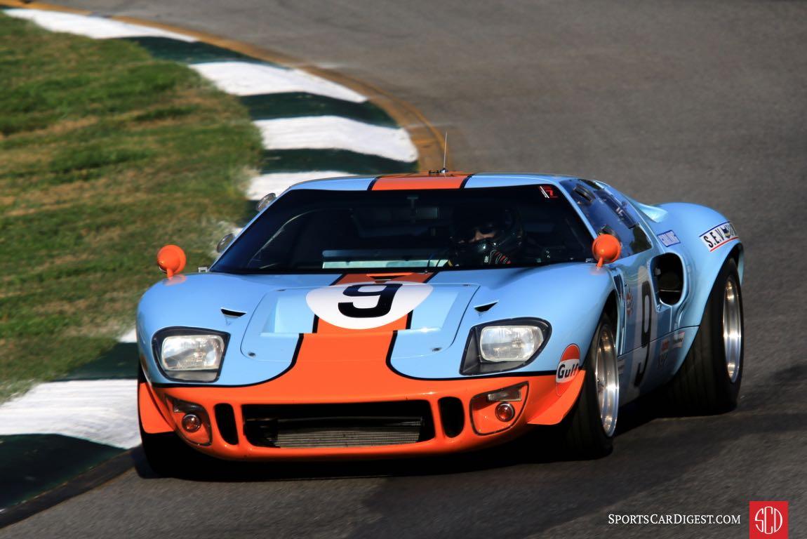 Jeff McKee, 66/15 SPF GT40