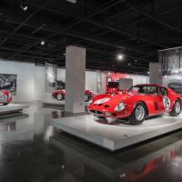 Seeing Red: 70 Years of Ferrari Exhibition - Photo Gallery