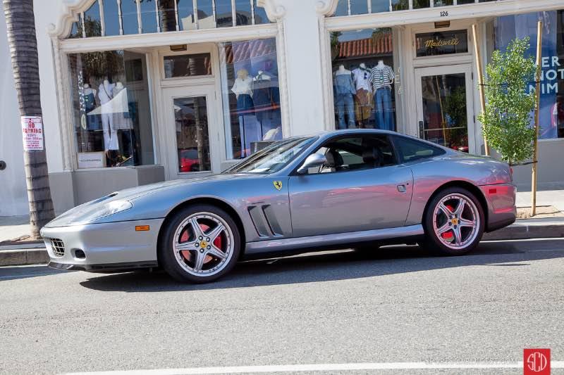 2004 Ferrari 575 M Coupe