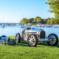 Bugattis and Hot Rods at 2017 Greenwich Concours