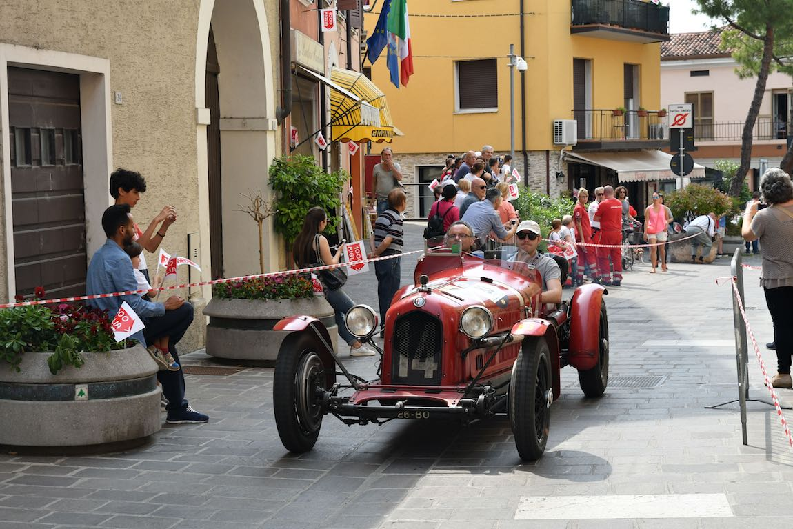 ALFA ROMEO 8C 2600 MULETTO 1932