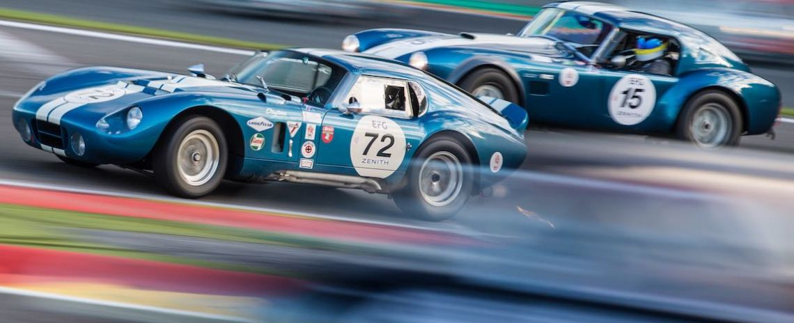 Shelby Daytona Cobra Coupe