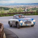 Mercedes-Benz Honors 90th Birthday of Mille Miglia