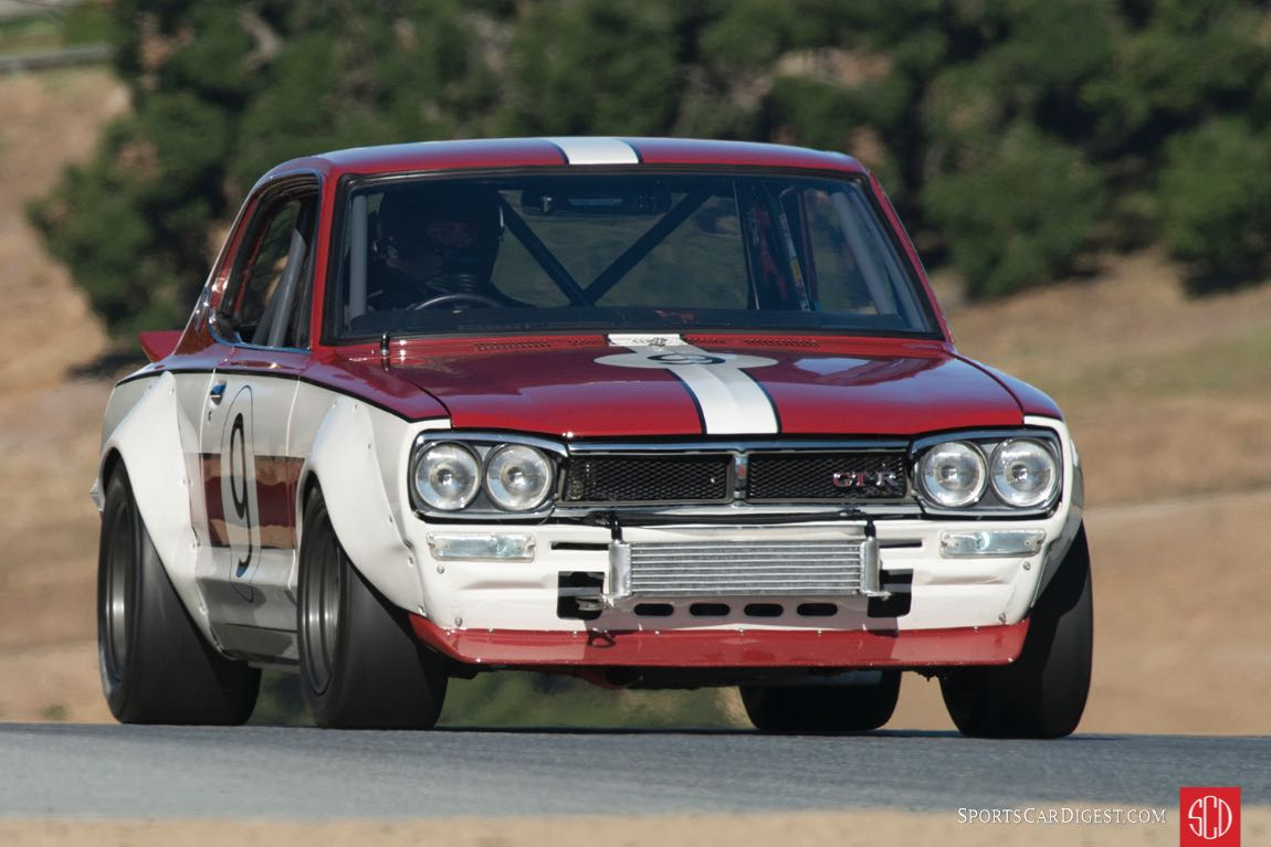 Alex McDowell - 1971 Nissan Skyline