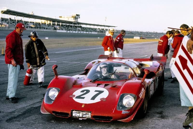 1970 Ferrari 512 S at Daytona 24 Hours