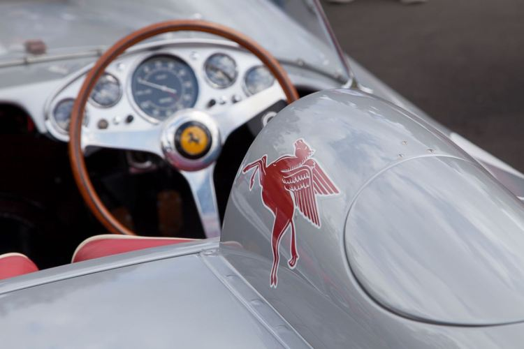 1957 Ferrari 625/250 TRC, owned by Bruce Meyer