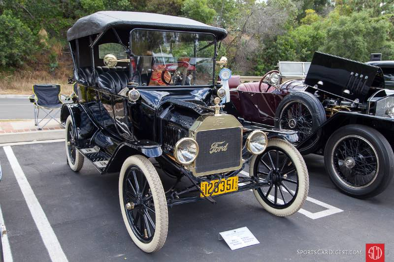 1915 Ford Model T Touring, owned by Bill & Cindy Harris