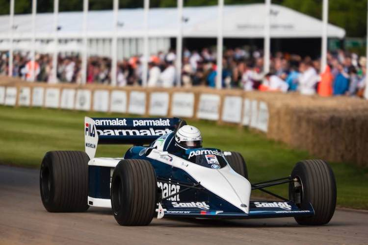 1983 Brabham-BMW BT52 Photo: Drew Gibson