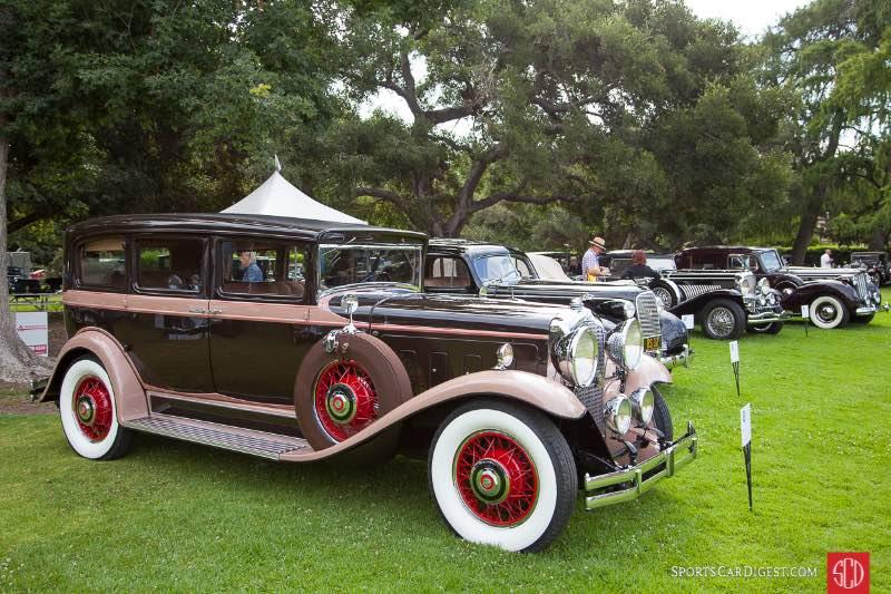 1930 Marmon Big 8, owned by Sue & Butch Marcione