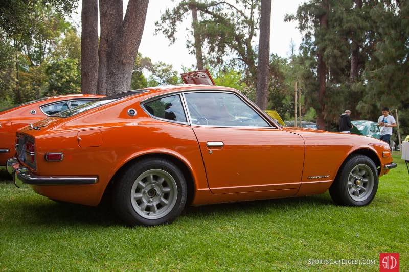 1972 Datsun 240Z, owned by Ker Zhu