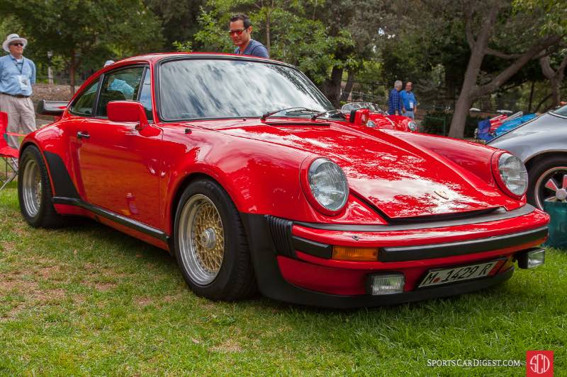 1979 Porsche 930 Carrera Turbo, owned by David Samkow