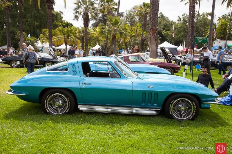1965 Chevrolet Corvette, owned by Matt Berry
