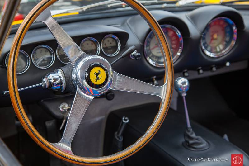 1964 Ferrari 250 Lusso Competizione, owned by David Lee